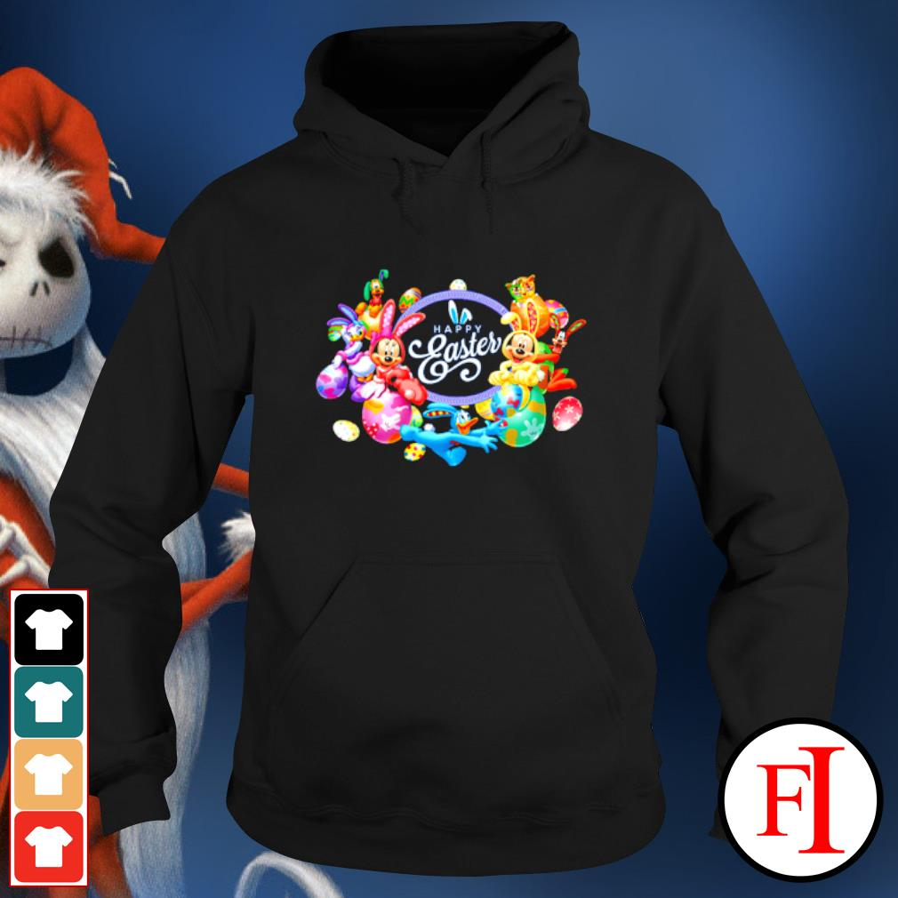 Happy Easter Mickey and Friends Disney hoodie