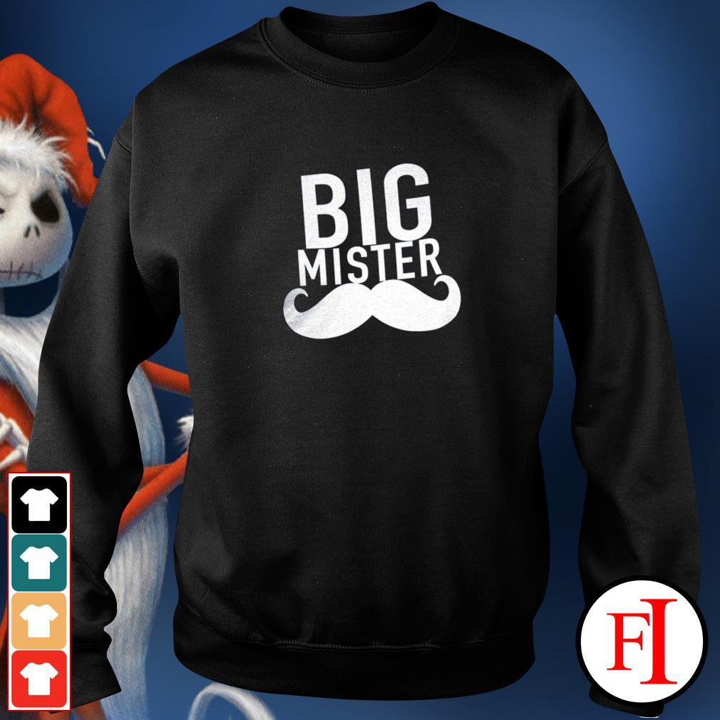 Big mister sweater