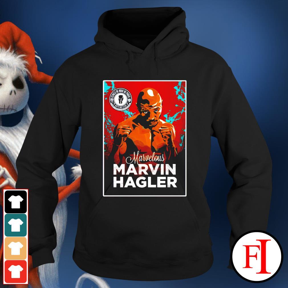Marvelous Marvin Hagler hoodie
