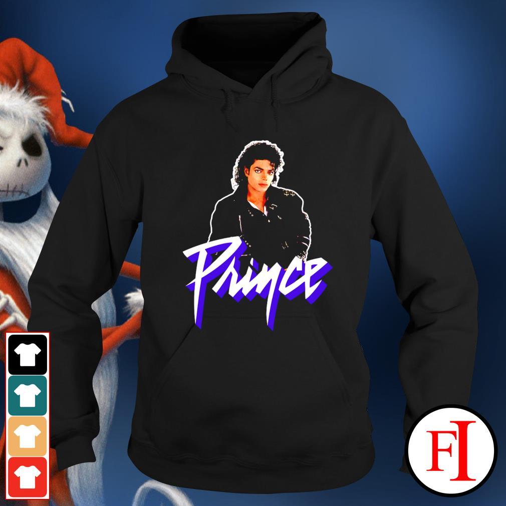 Michael Jackson Prince hoodie