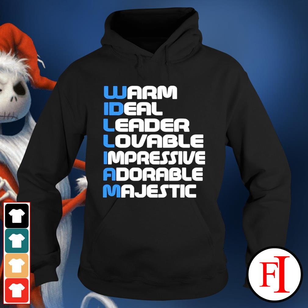 Warm ideal leader lovable impressive adorable majestic hoodie