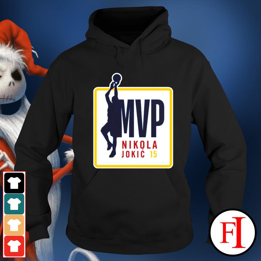Shadow MVP Nikola Jokic 2020-21 NBA MVP hoodie
