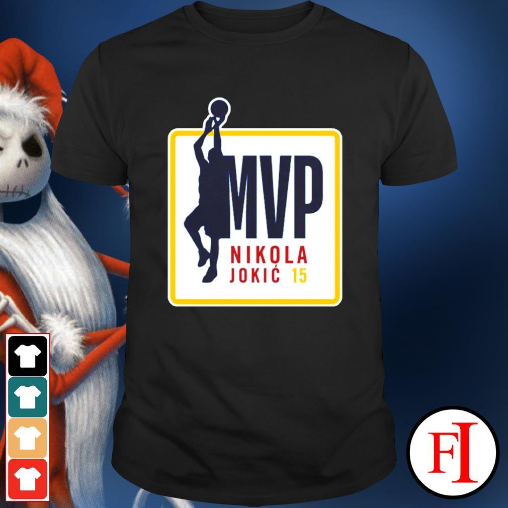 Shadow MVP Nikola Jokic 2020-21 NBA MVP shirt