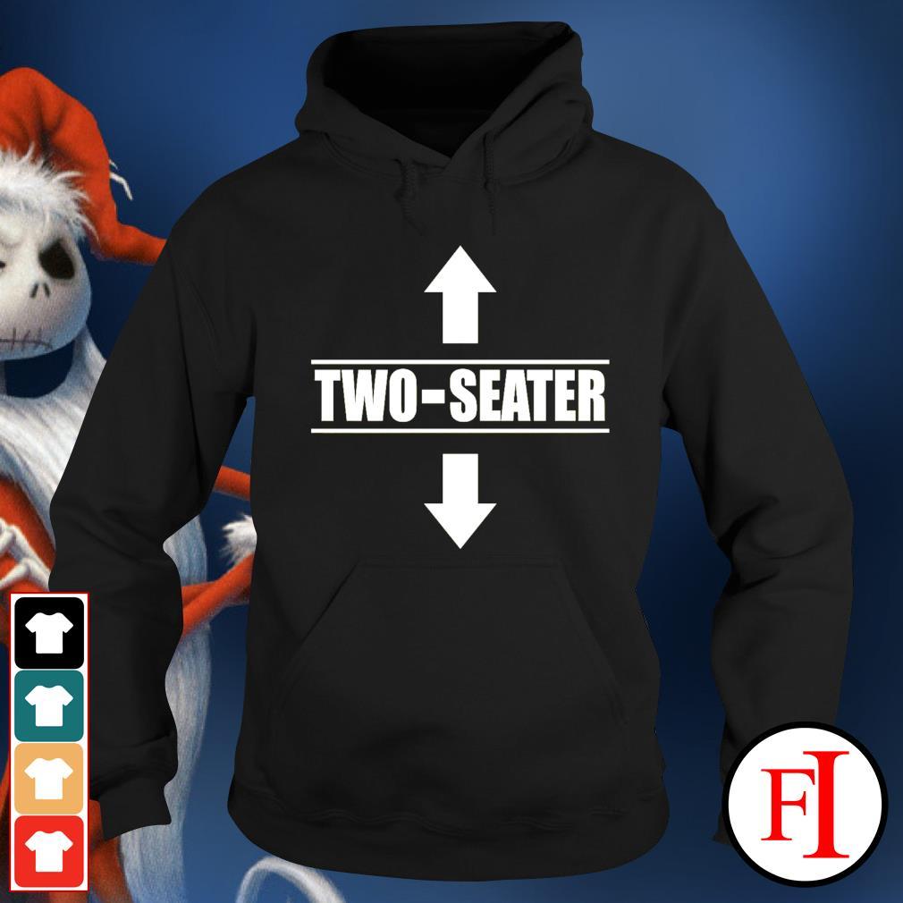 Silk road two seater hoodie