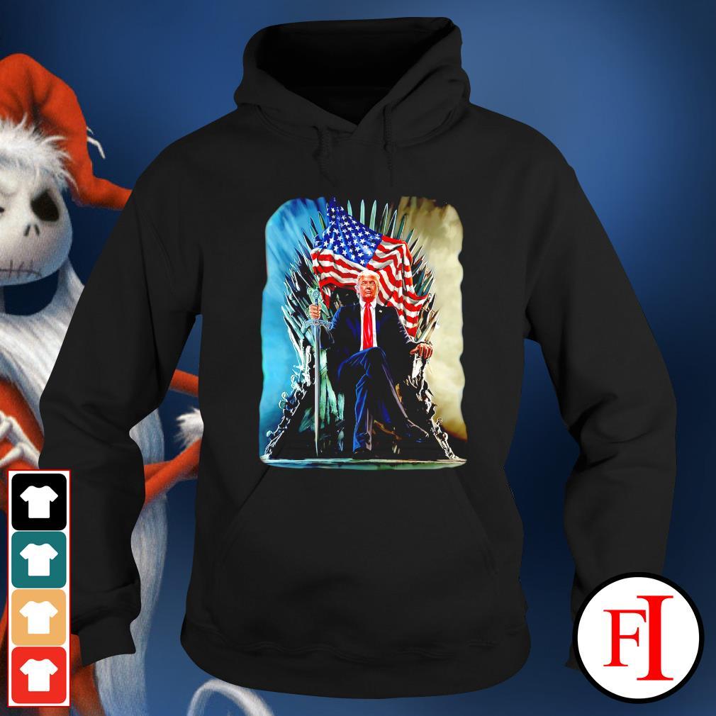 Game of Thrones Donald Trump hoodie