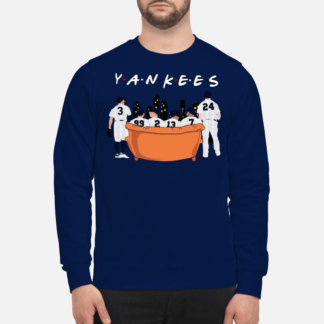 Official Friends TV show New York Yankees Sweater