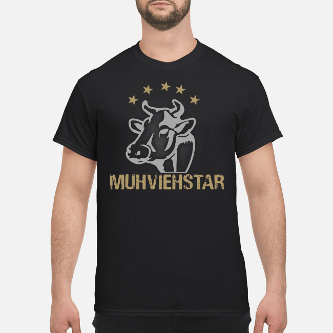 Official cow muhviehstar Shirt