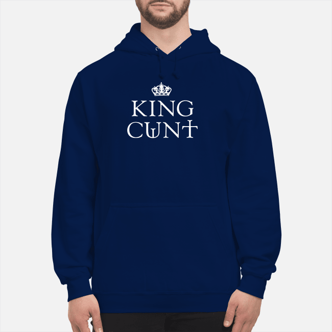 Official King cunt Hoodie