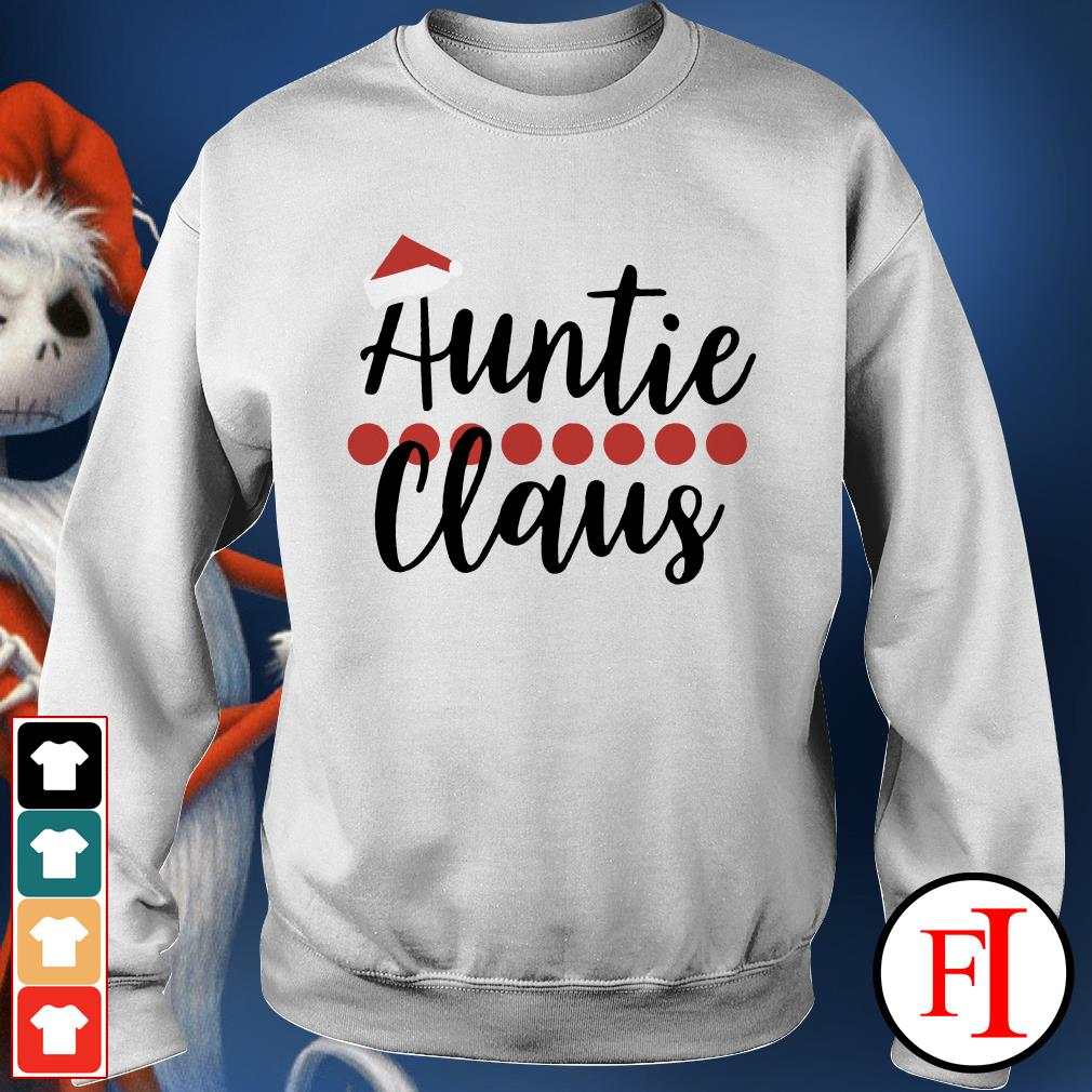 Auntie Claus Christmas Sweater
