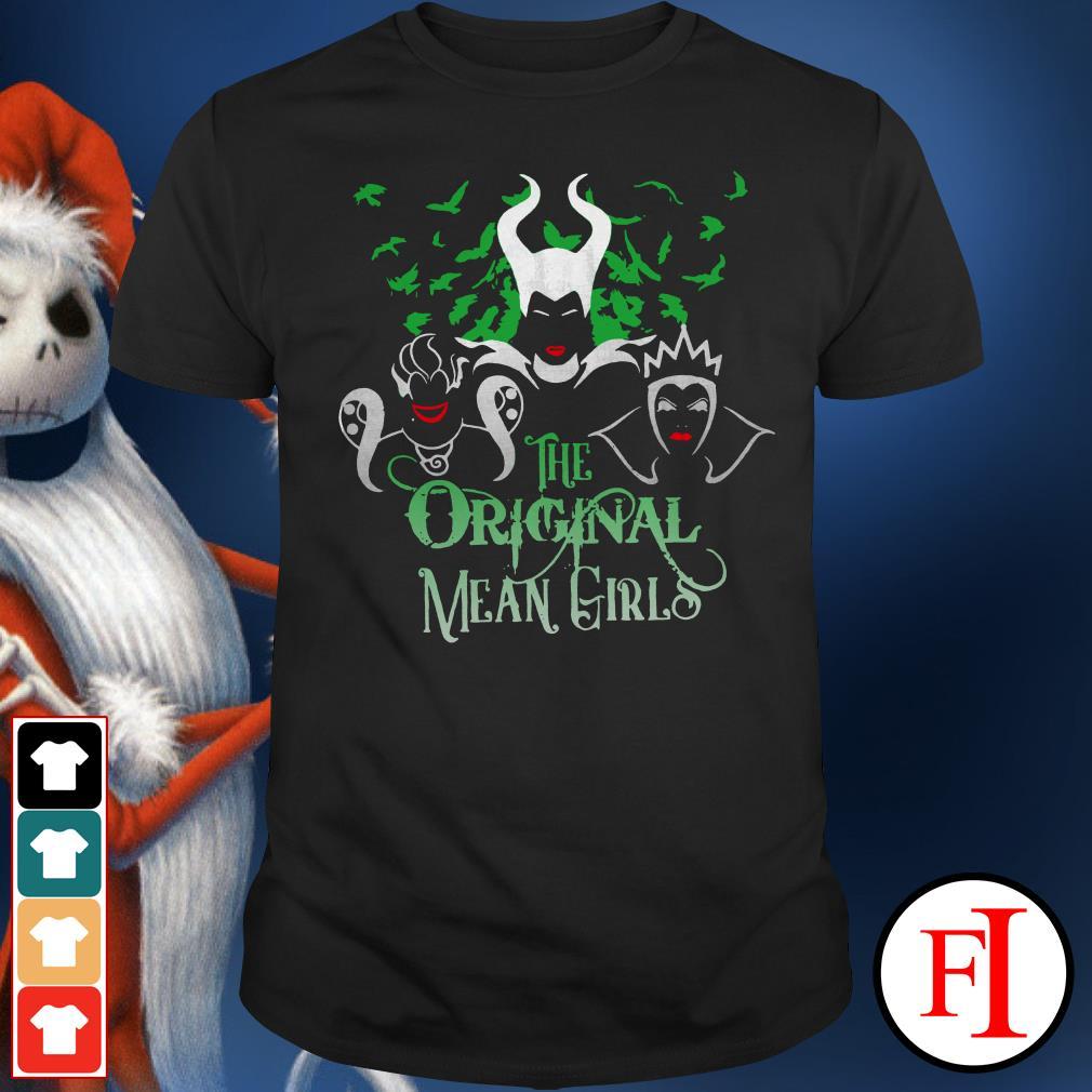 Evil Queen Ursula Maleficent the Original mean girls Shirt
