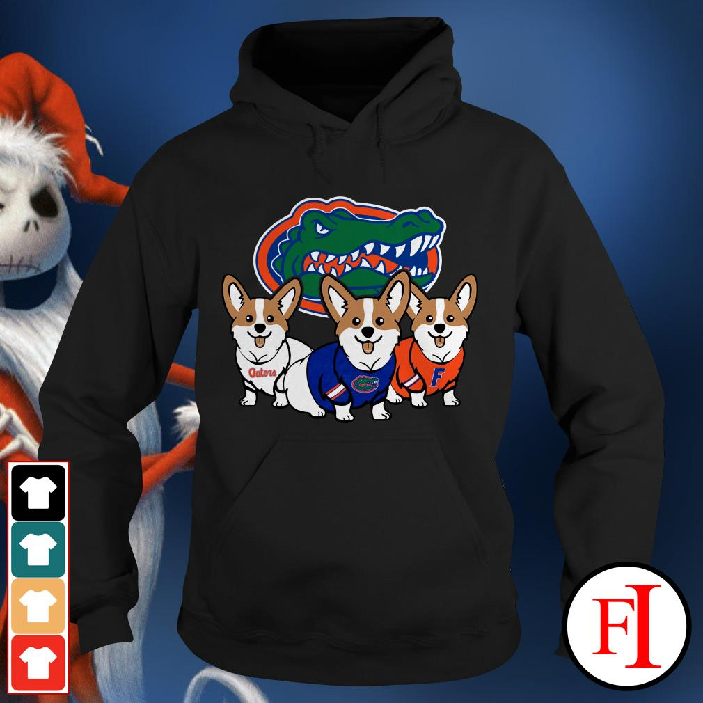 Florida Gators and Corgi Hoodie
