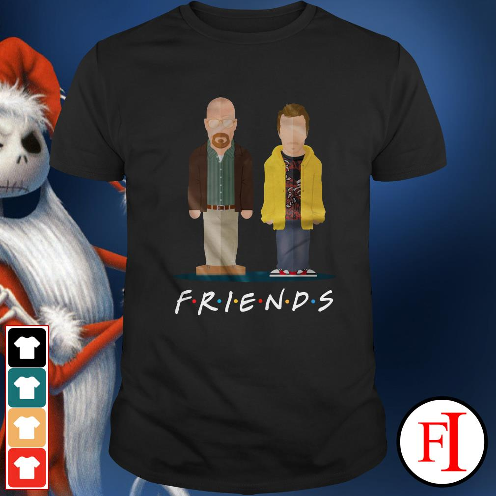 Friends TV show Breaking Bad Shirt