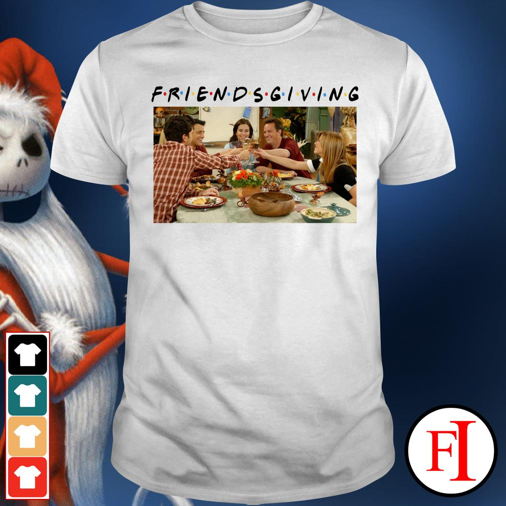 Friends TV show Friendsgiving Shirt