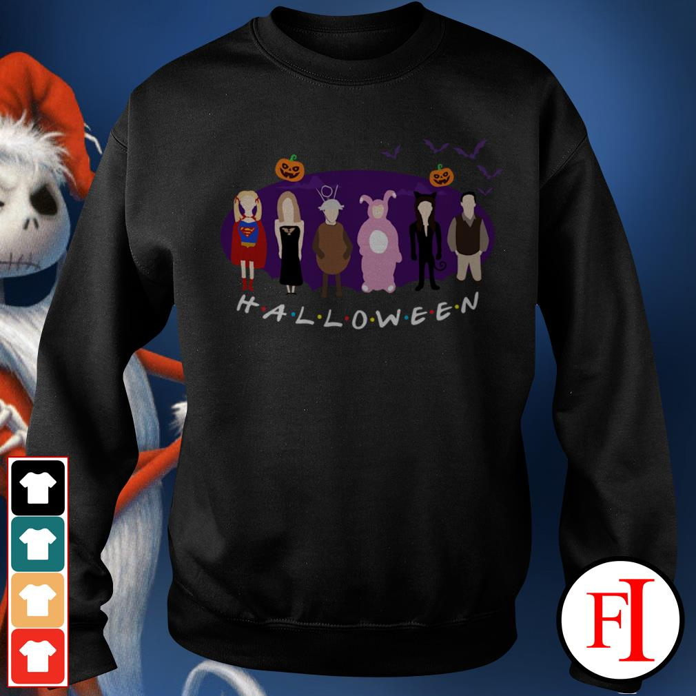 Friends TV show The One with the Halloween Party Sweater