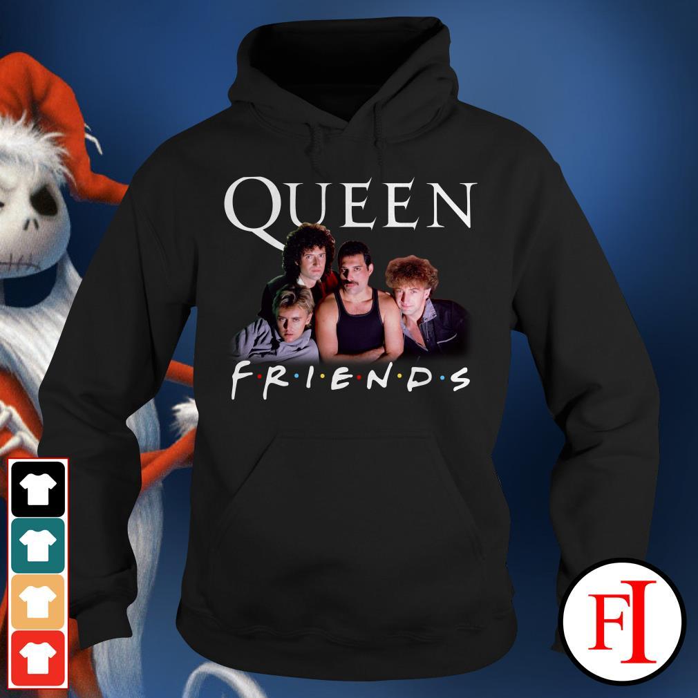 Friends TV show Queen Hoodie