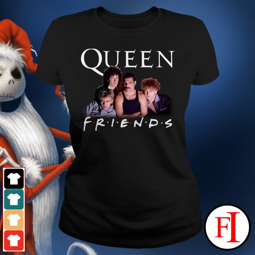 Friends TV show Queen Ladies Tee