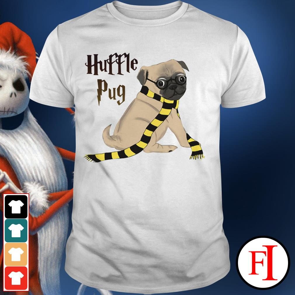Huffle pug Harry Potter Shirt
