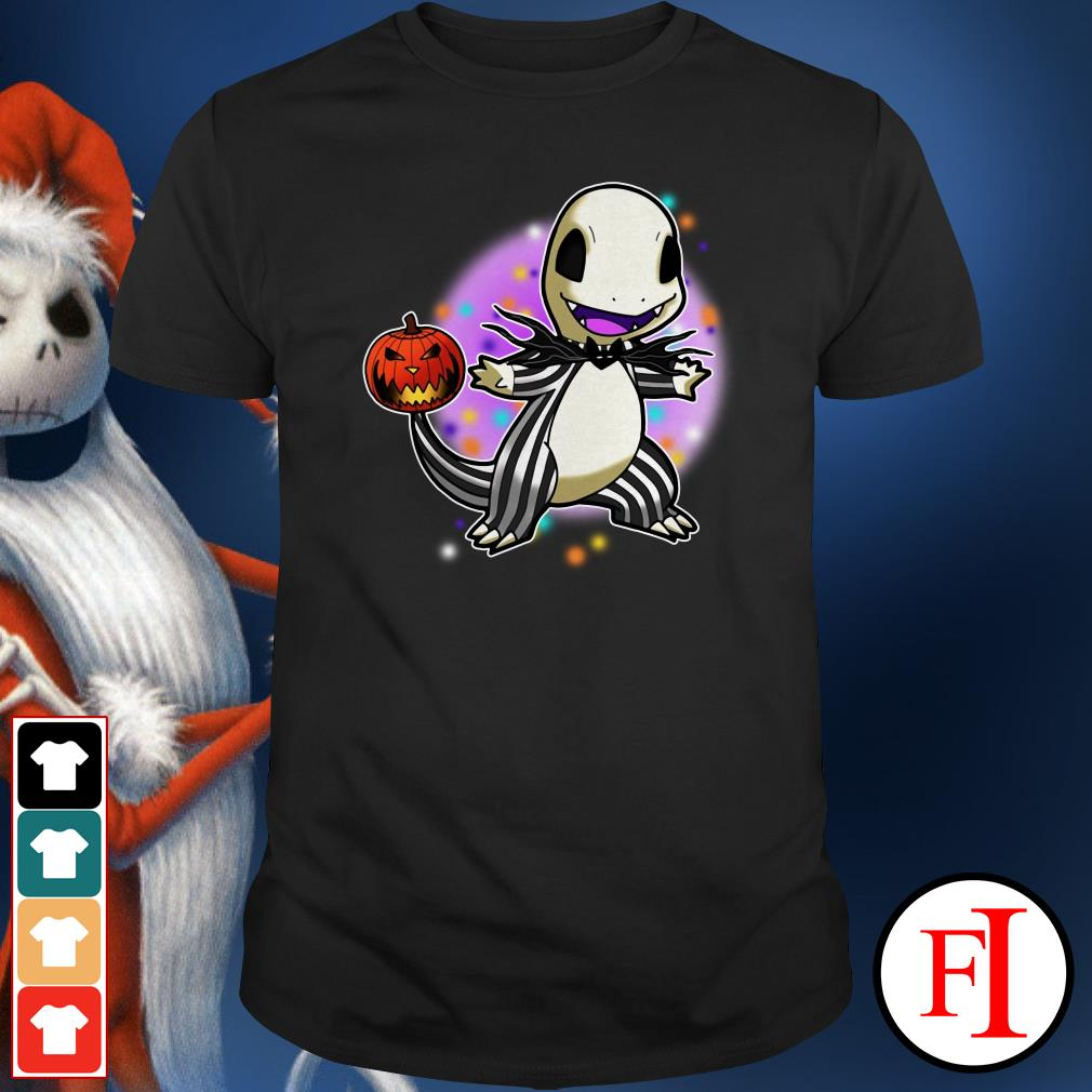 Jack Skellington Hitokage Halloween Shirt