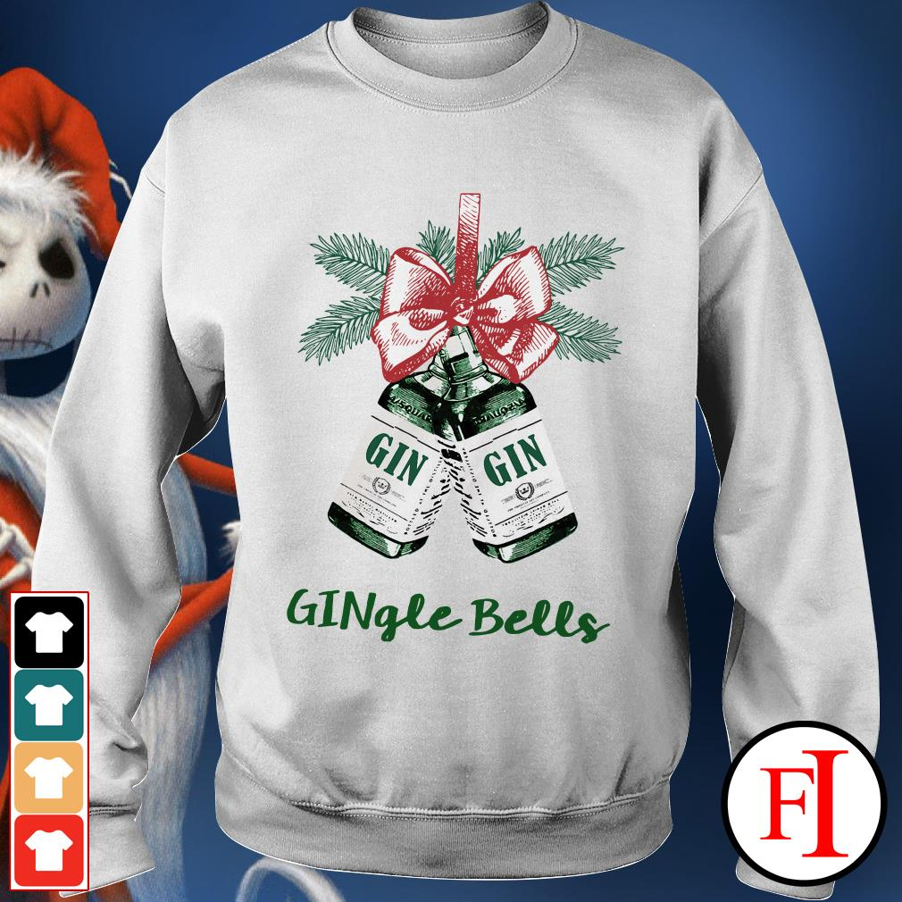 Jingle Bell Gin Gingle Bells Sweater