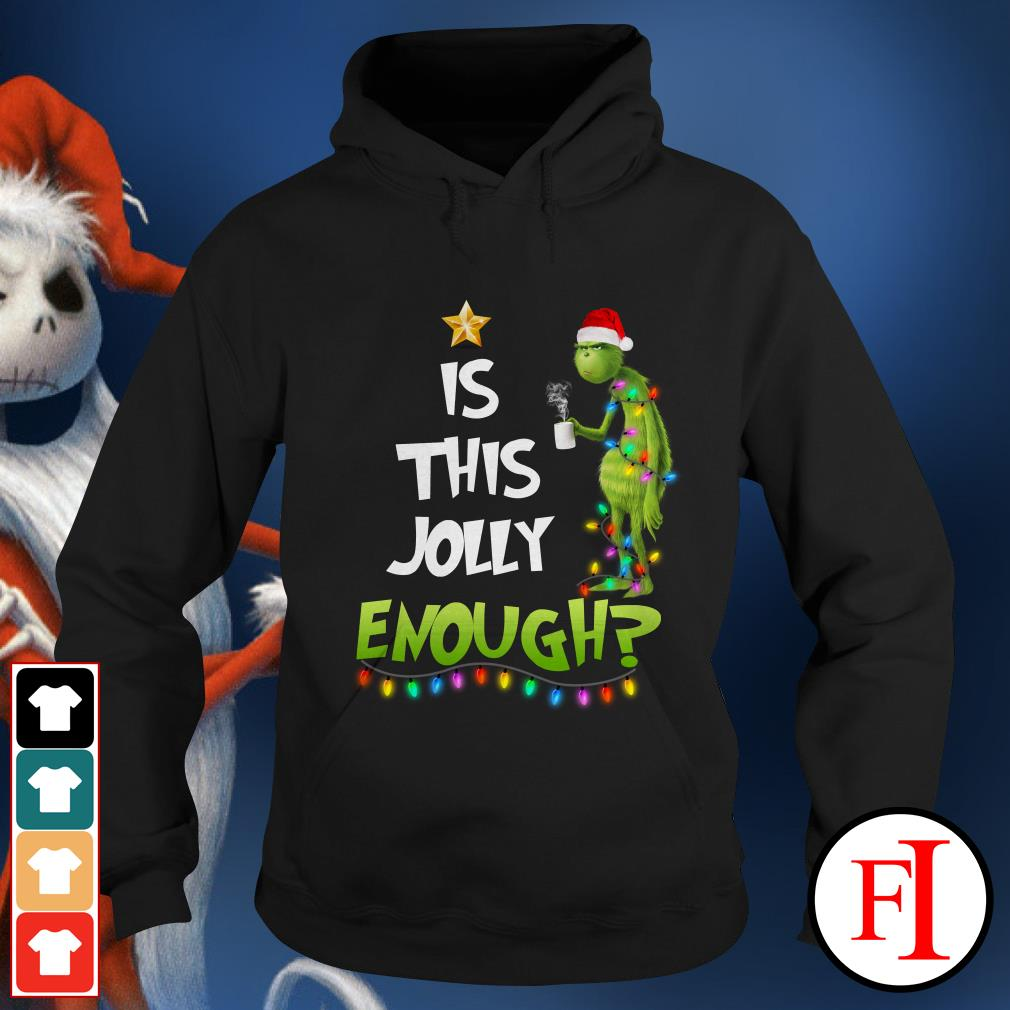 Is this jolly enough Stitch Hoodie