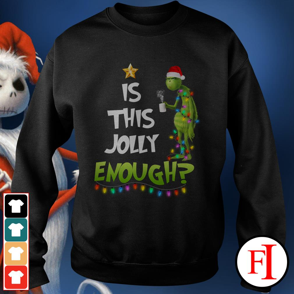 Is this jolly enough Stitch Sweater