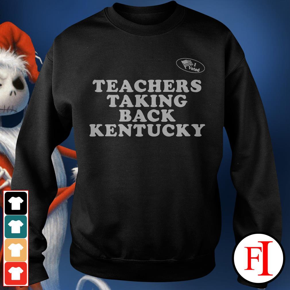 Kentucky Teachers taking back Sweater