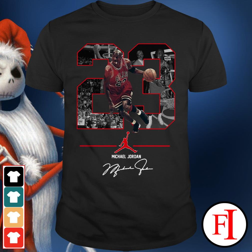 NBA 23 Michael Jordan Shirt