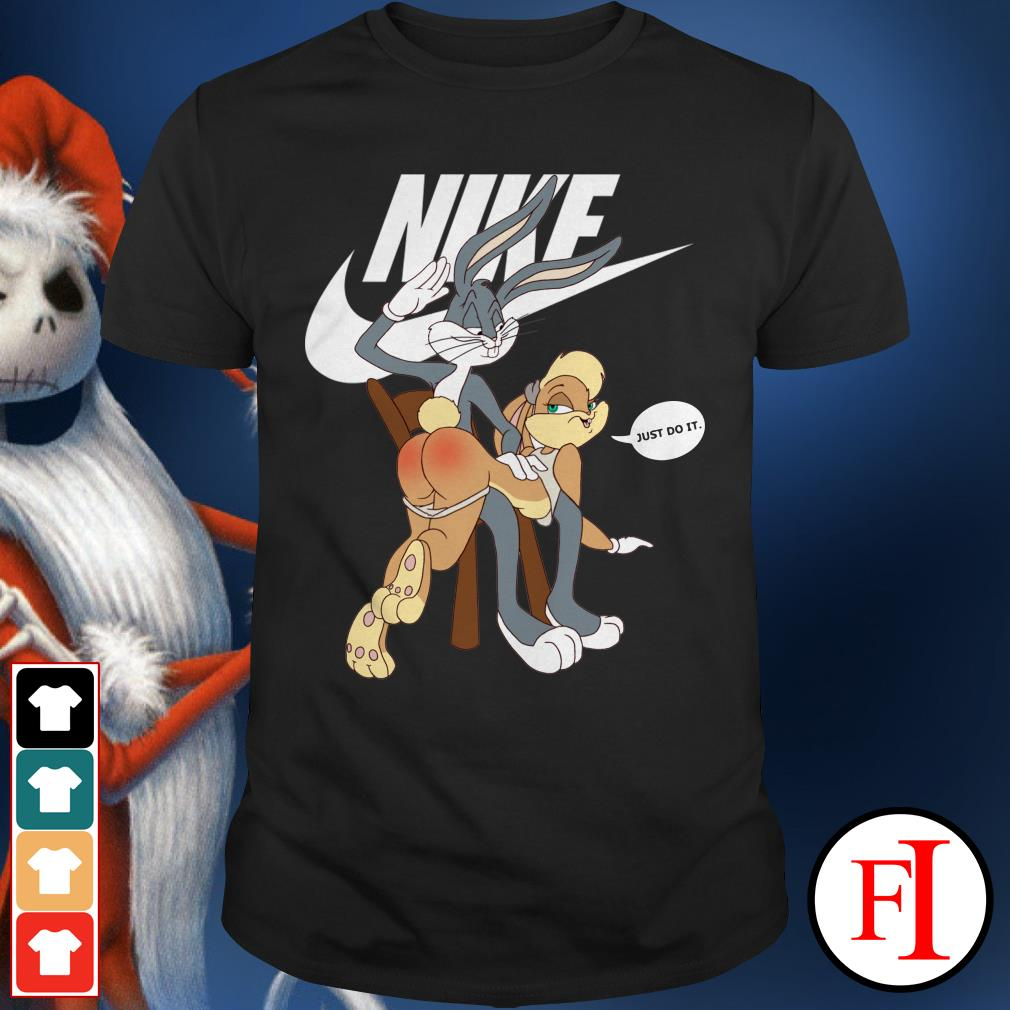 Official Nike Bugs Bunny spanking Lola Shirt