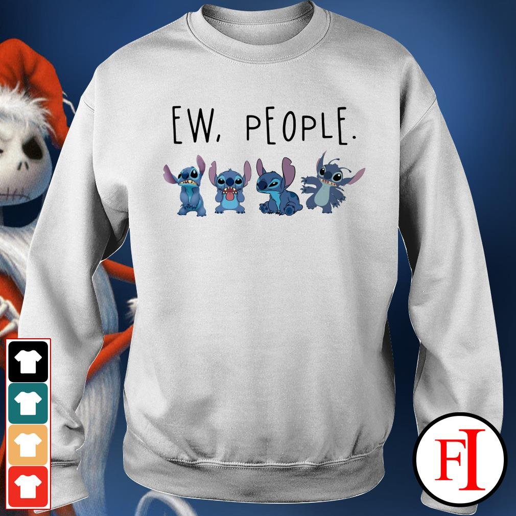 Official Stitch ew people Sweater