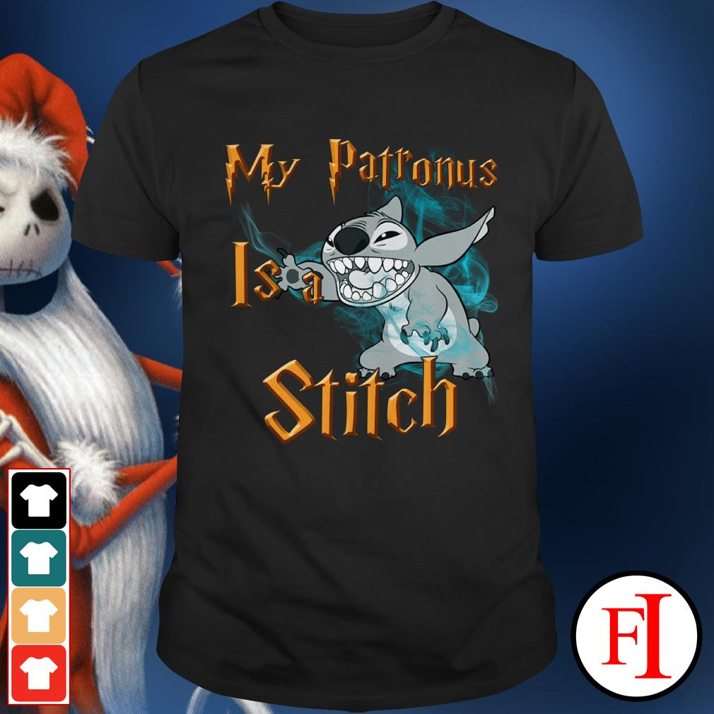 Official Stitch My patronus is a Shirt