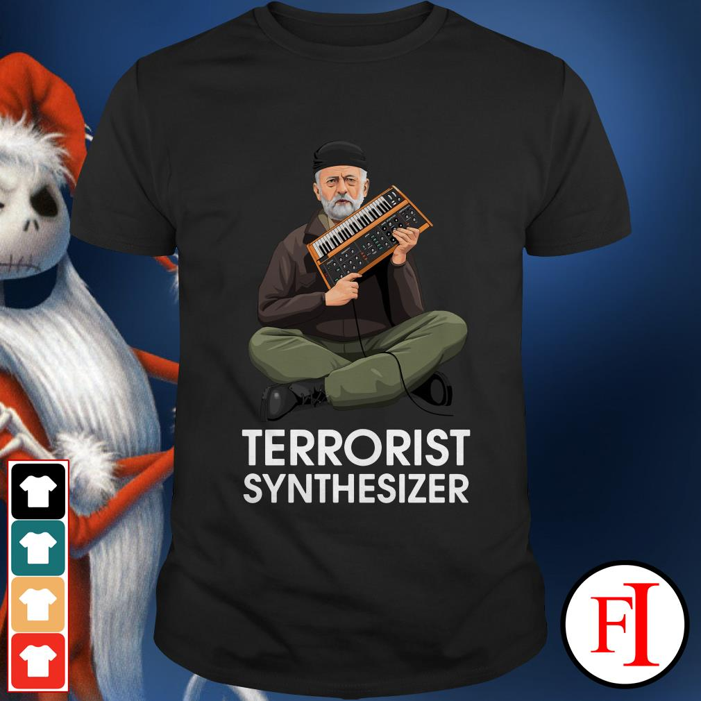 Official Terrorist Synthesizer Shirt