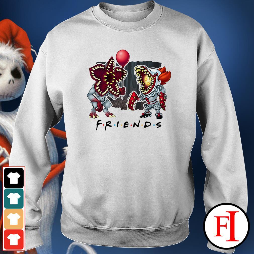 Pennywise Friends Demogorgon IT Shirt