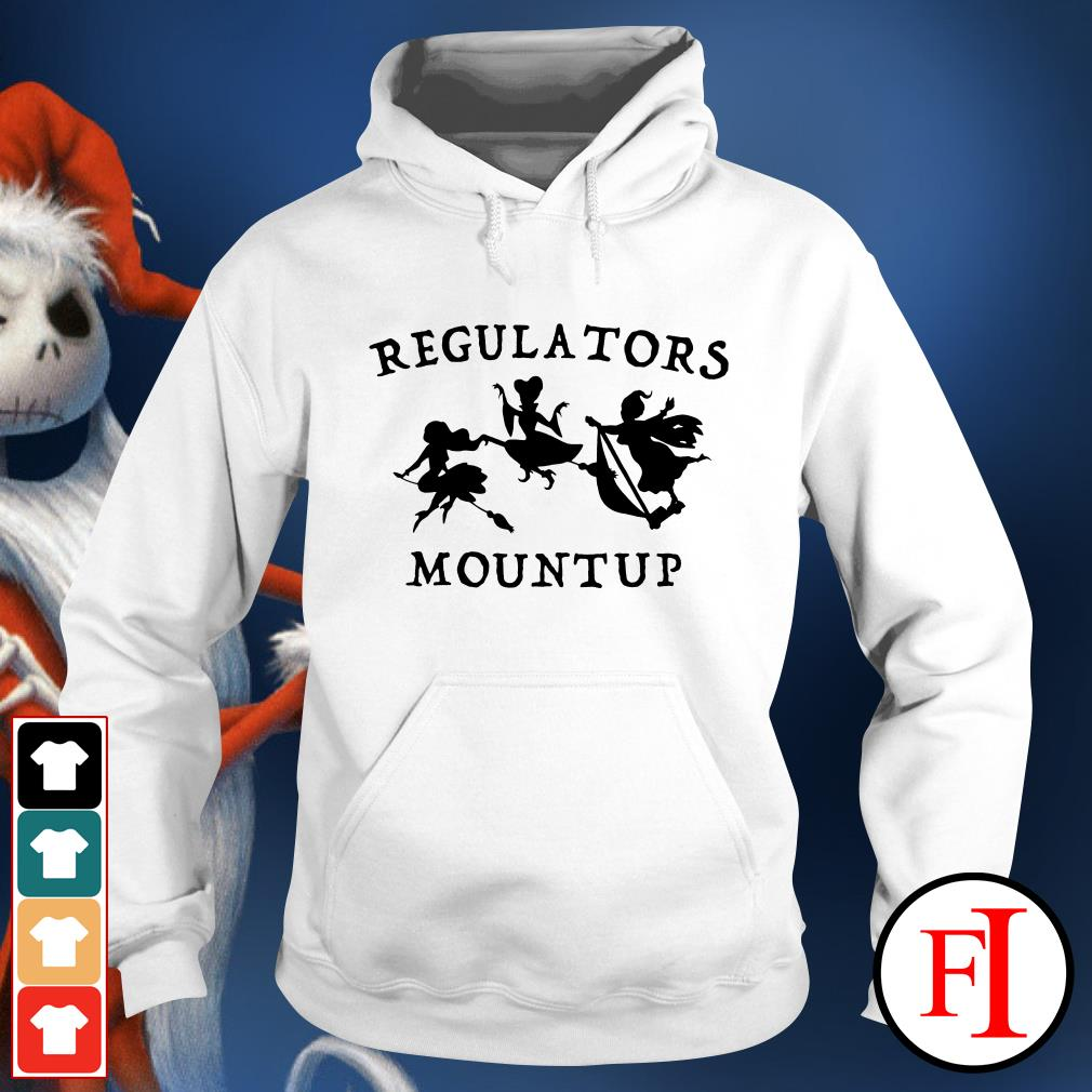 Regulators mount up Hocus Pocus Hoodie