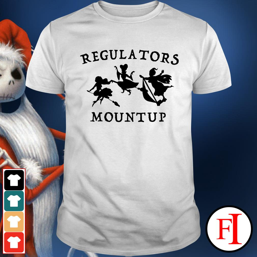 Regulators mount up Hocus Pocus Shirt