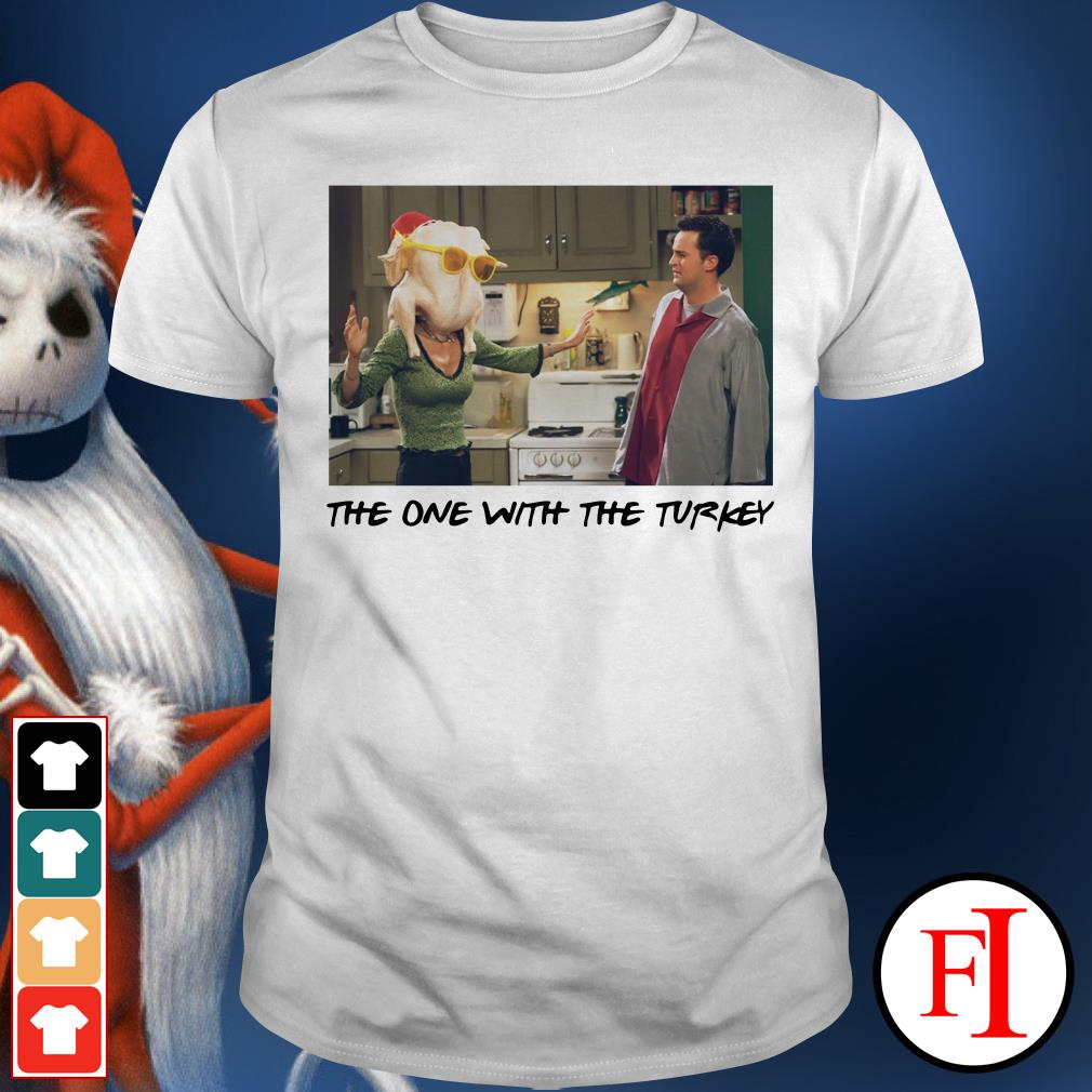 The Turkey Friends TV show the one Shirt