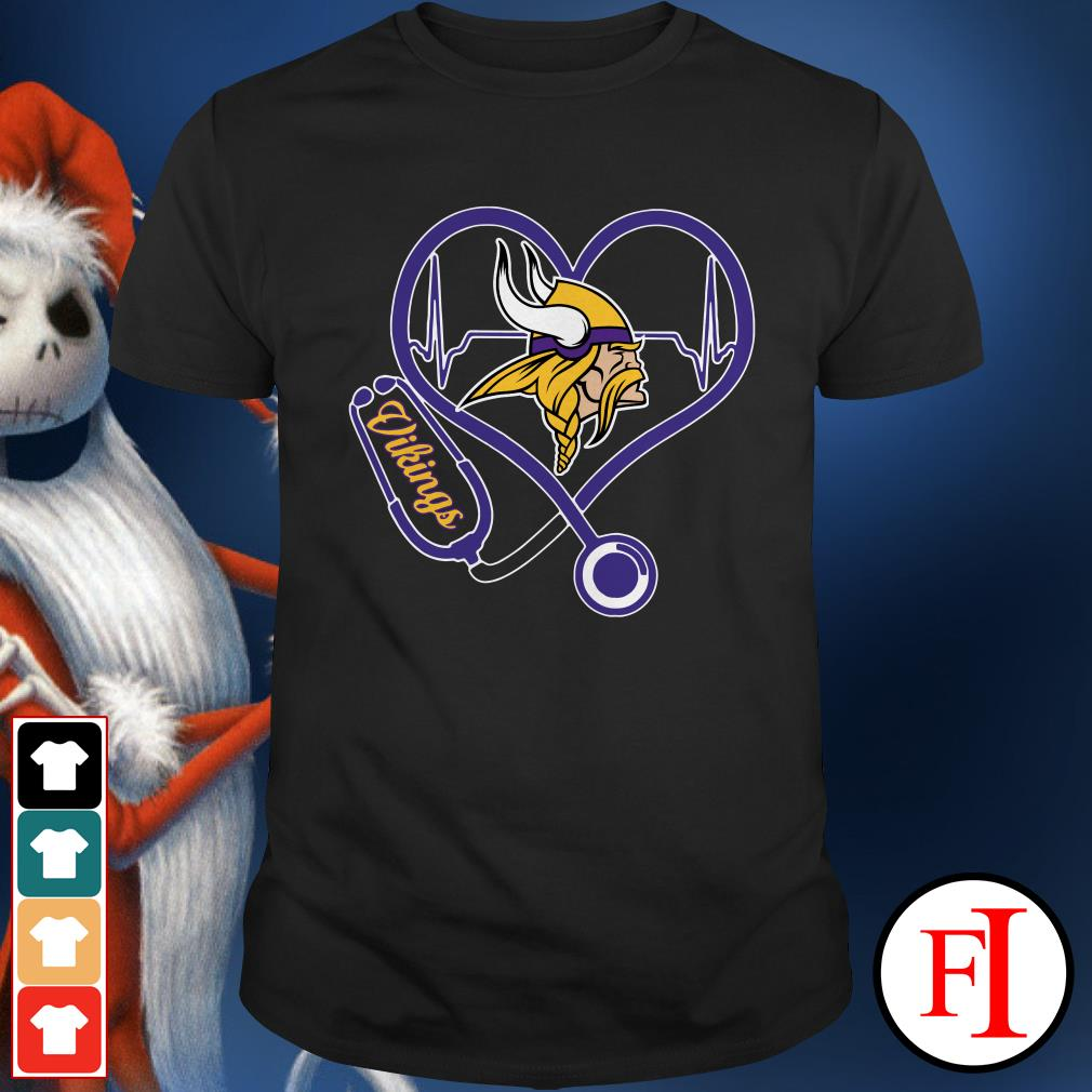 Vikings Stethoscope Minnesota Shirt