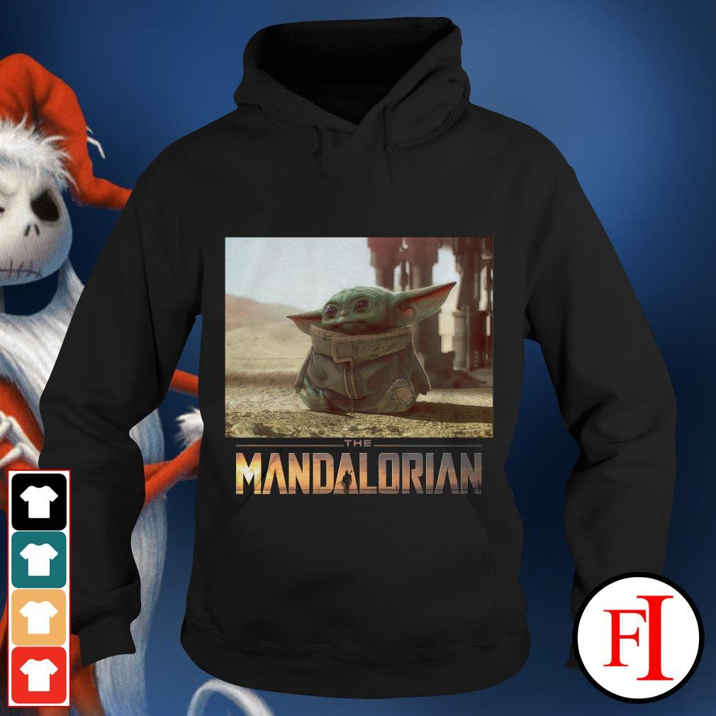 I am Adore me you must The Mandalorian Baby Yoda Cute Hoodie