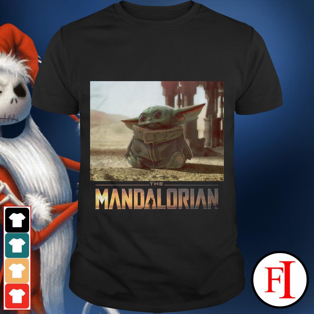 I am Adore me you must The Mandalorian Baby Yoda Cute shirt