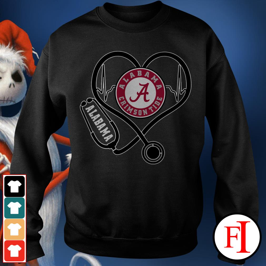 Alabama Crimson Tide Stethoscope Sweater