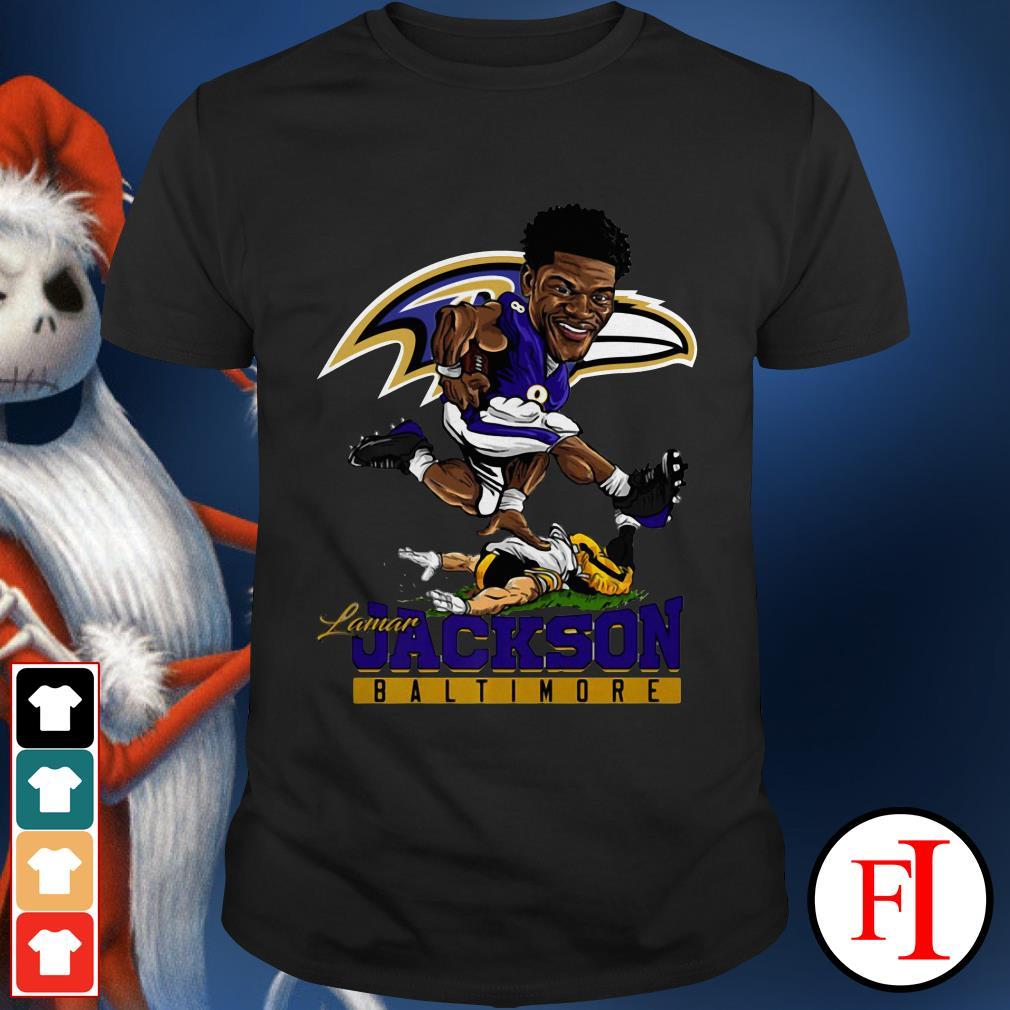 Baltimore Ravens Lamar Jackson Shirt