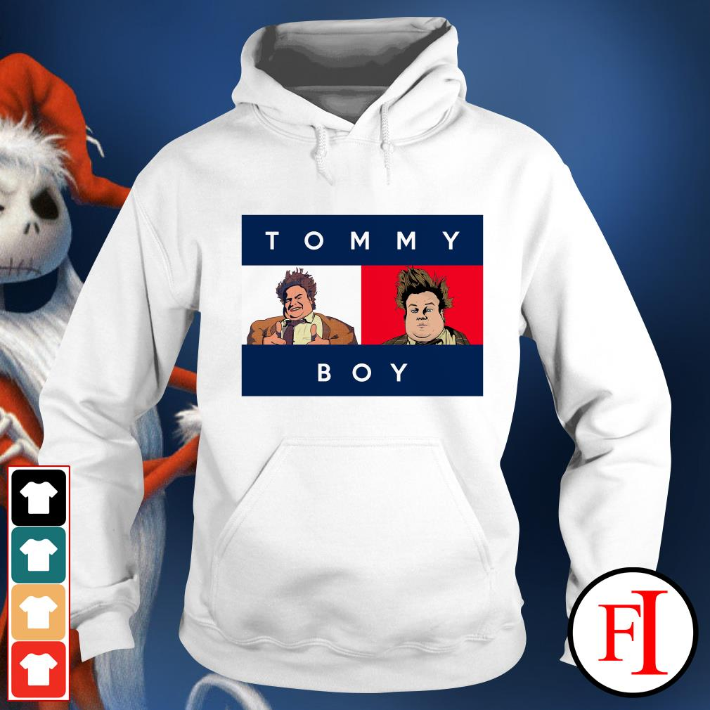 Boy Blade Tommy The Tommy Hoodie