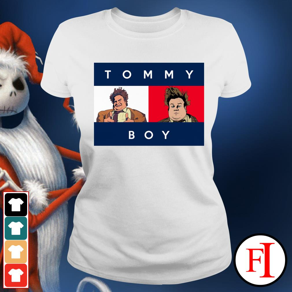 Boy Blade Tommy The Tommy Ladies Tee