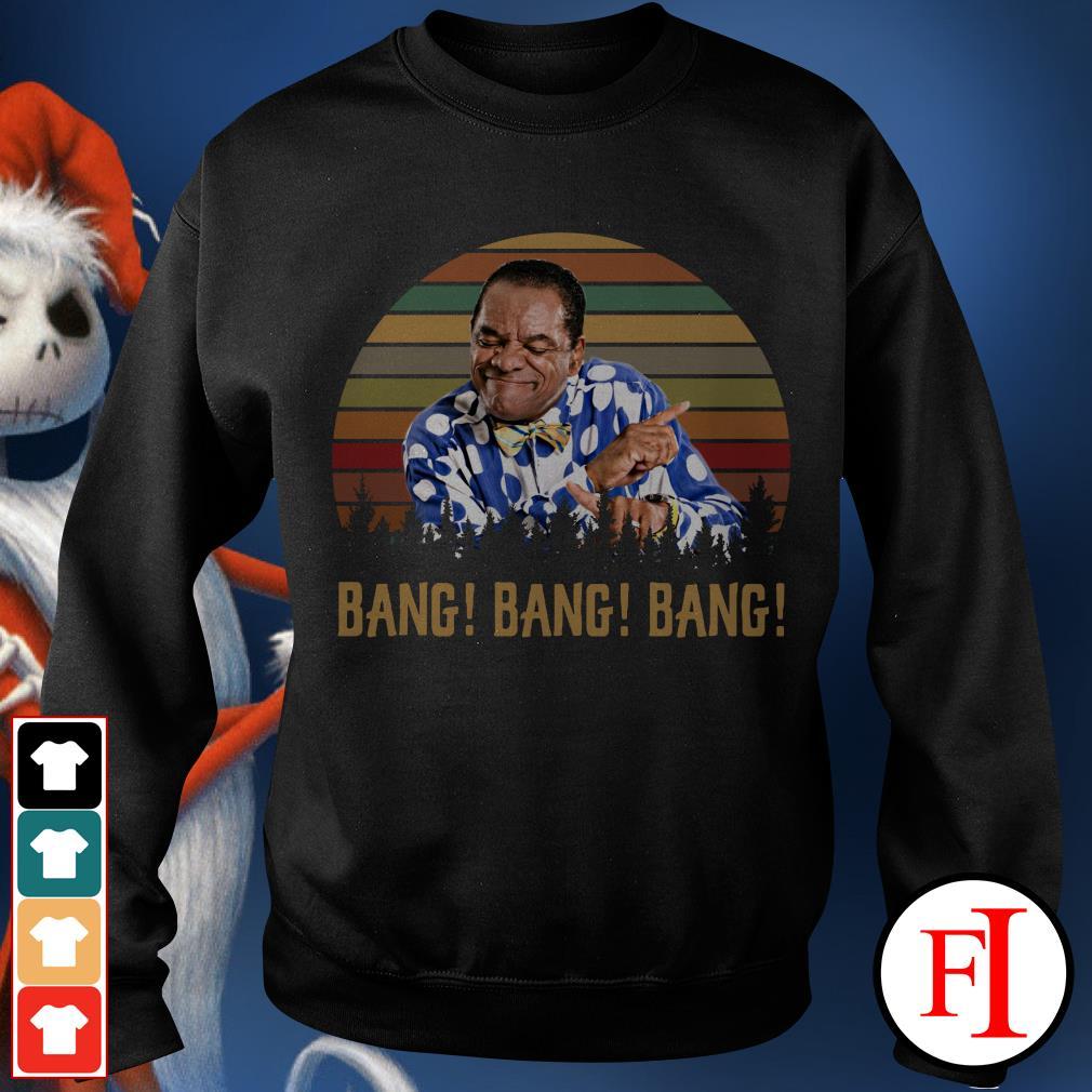 Bros Bar-B-Q Friday after next bang bang bang sunset Sweater