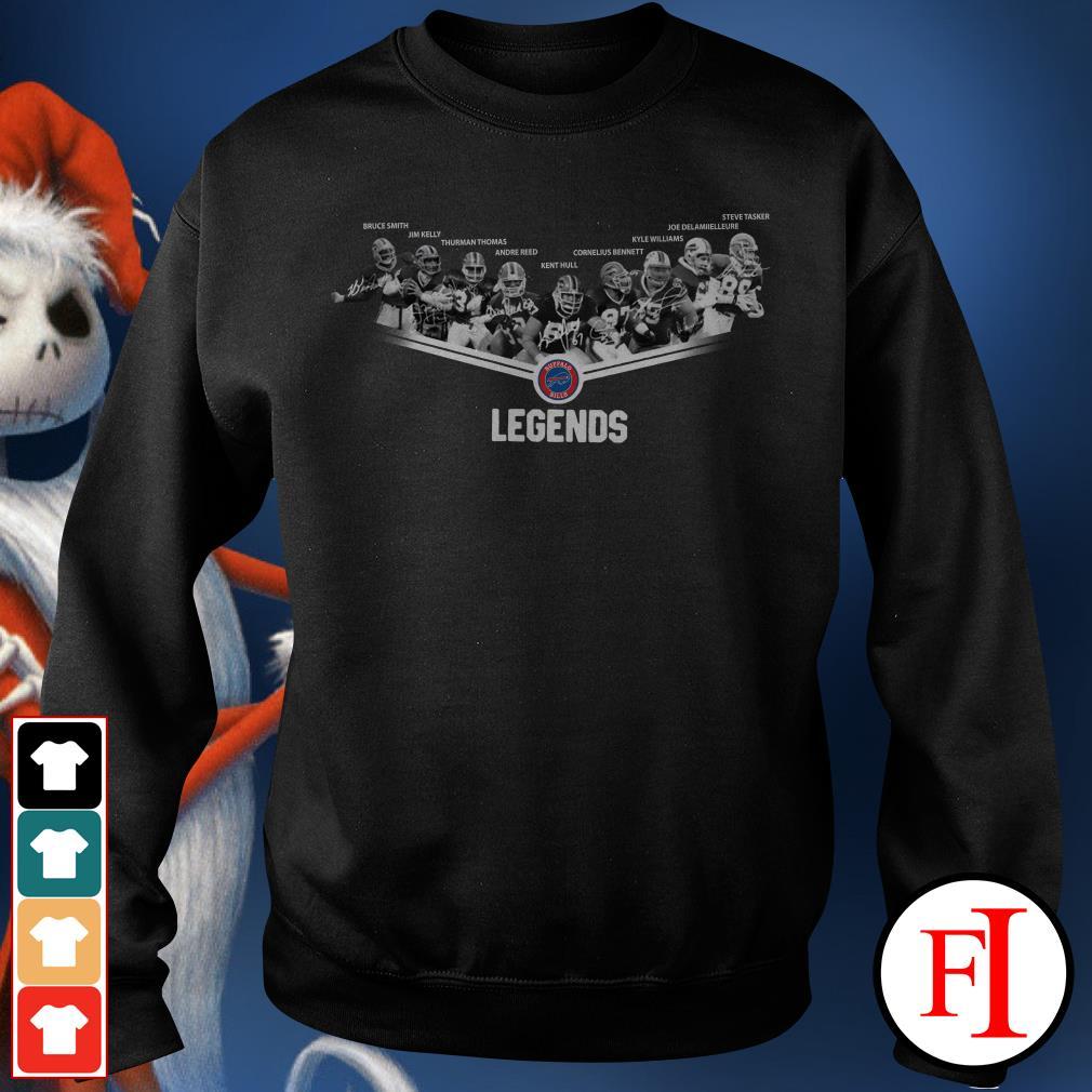 Buffalo Bills legends Sweater