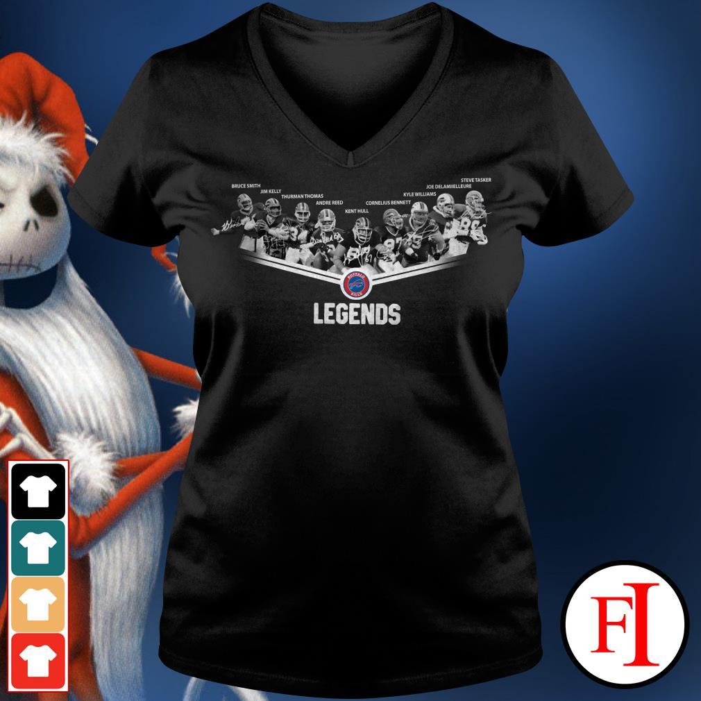 Buffalo Bills legends V-neck t-shirt