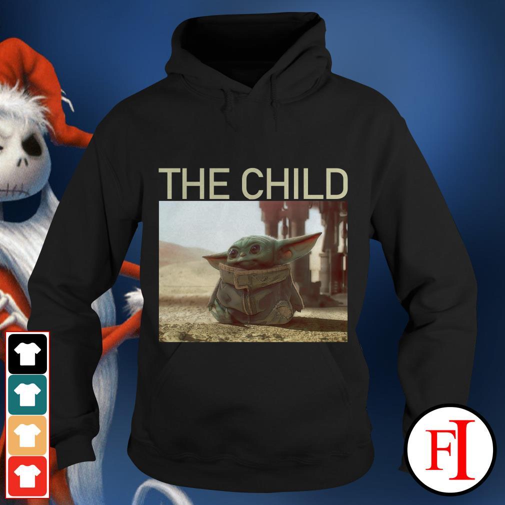 The Child The Mandalorian Baby Yoda Hoodie