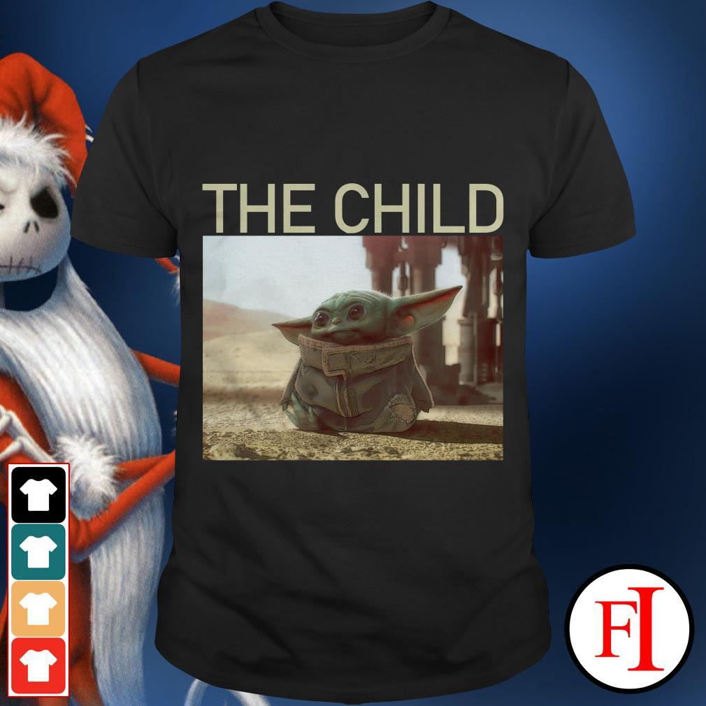 The Child The Mandalorian Baby Yoda shirt