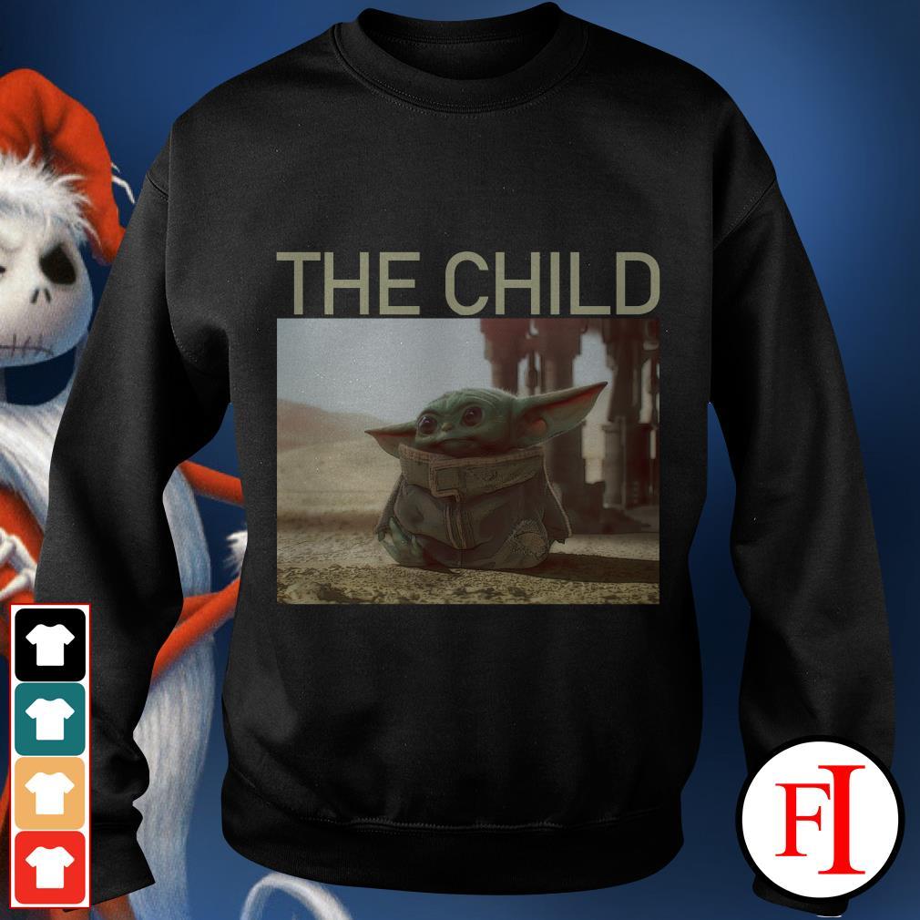 The Child The Mandalorian Baby Yoda Sweater
