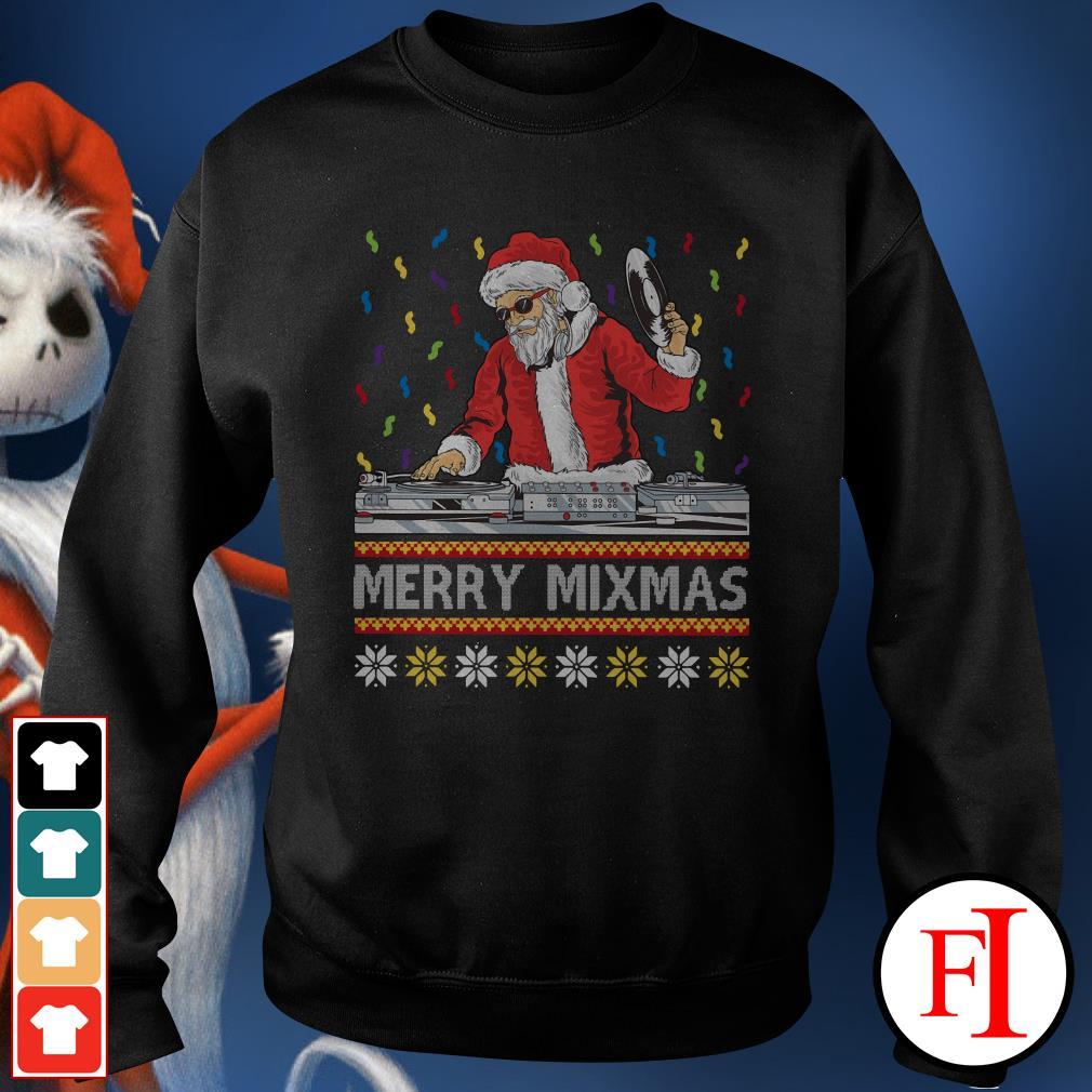 Christmas Merry Mixmas ugly Sweater