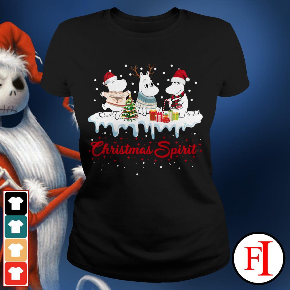 Christmas spirit Moomin Ladies Tee